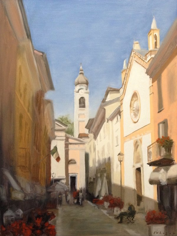 Bellagio by Dan Johnson