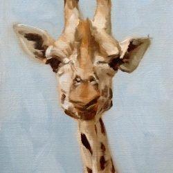 Giraffe by Dan Johnson