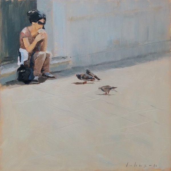 Feed the Birds by Dan Johnson