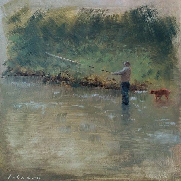 Fisherman's Best Friend by Dan Johnson