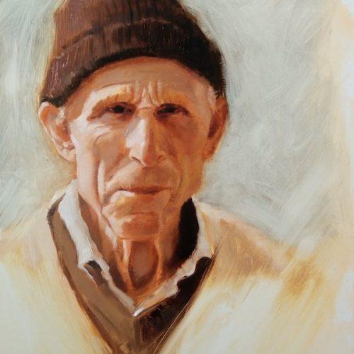 Portrait of Jim by Dan Johnson